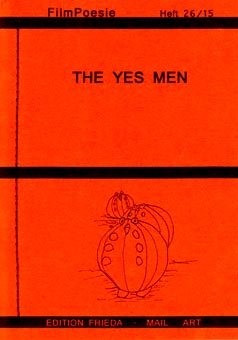 Cover YES MEN