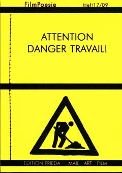 Cover ATTENTION DANGER TRAVAIL!
